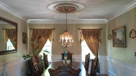 Ceiling Medallions, Crown Molding, & Ceiling Domes